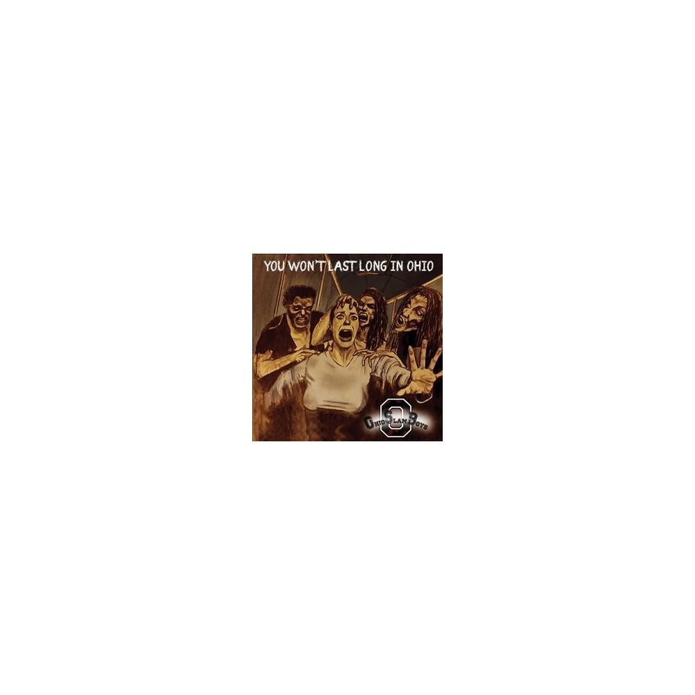 Ohio Slamboys - You Won't Last Long In Ohio (CD)