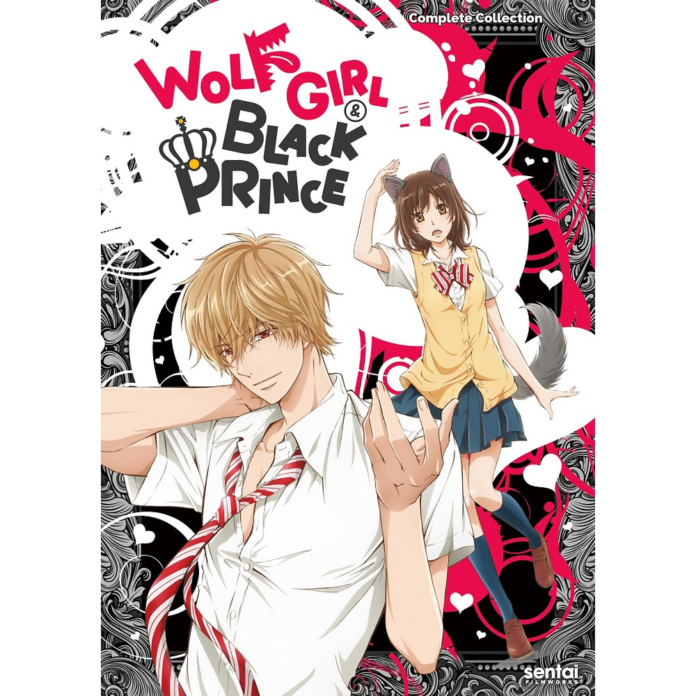 Wolf Girl & Black Prince:Complete Col (Dvd)