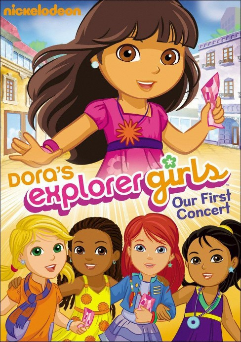 Dora's Explorer Girls: Our First Concert - image 1 of 1