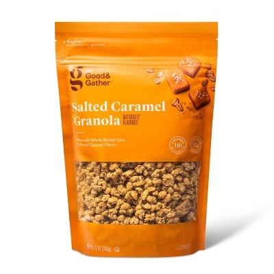 Salted Caramel Naturally Flavored Granola - Good & Gather™