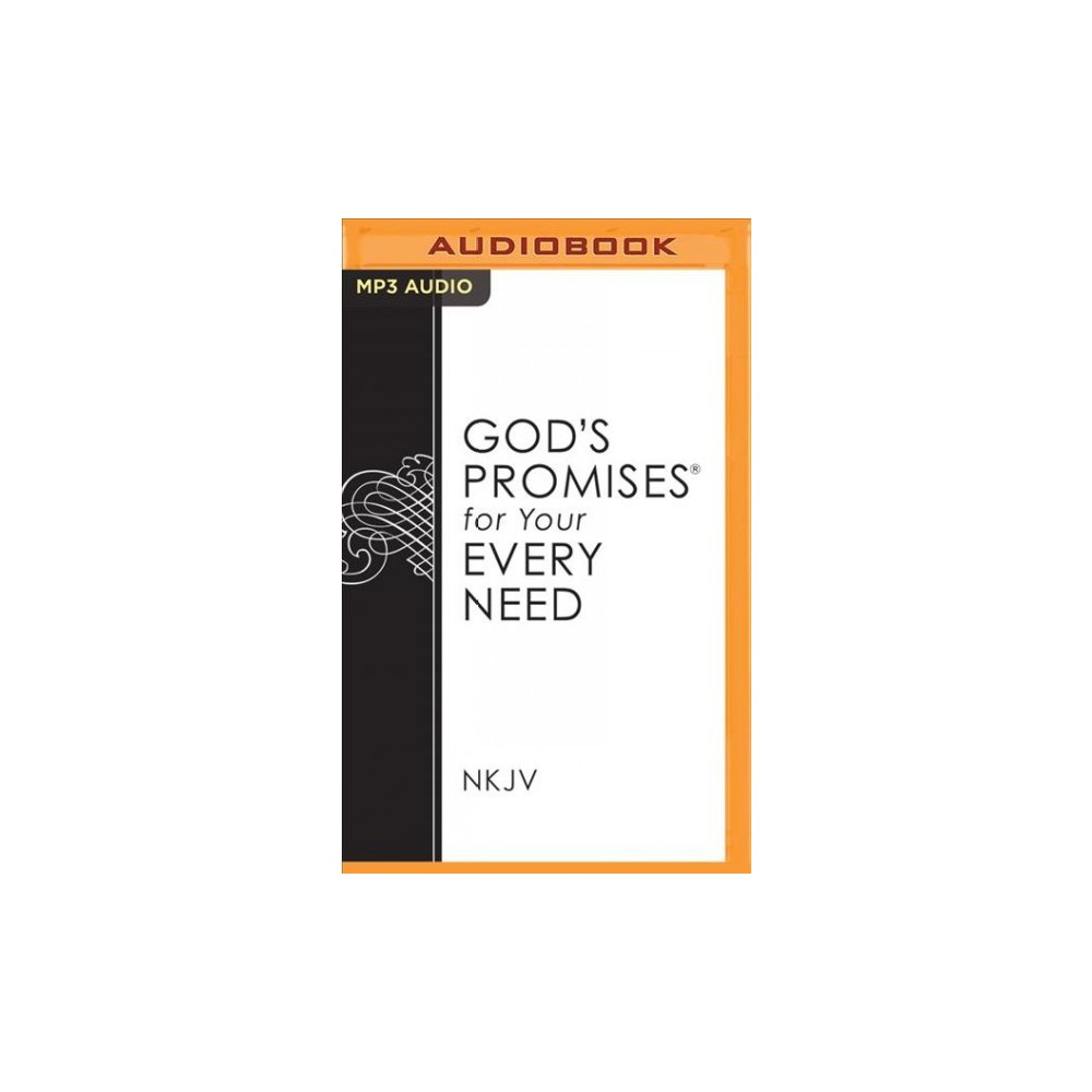 God's Promises for Your Every Need - MP3 Una by Jack Countryman (MP3-CD)