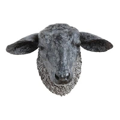 Sheep Head Wall Décor - 3R Studios