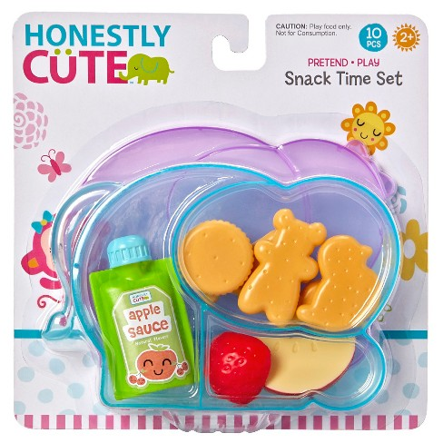 Honestly Cute Snack Time Set - image 1 of 5