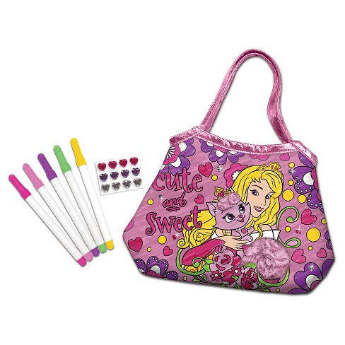 Disney Princess Palace Pets Color N Style Purse - image 1 of 2