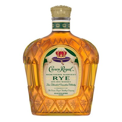 Crown Royal Northern Harvest Rye Whisky - 750ml Bottle
