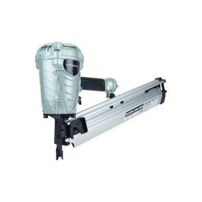 Metabo HPT NR90AES1M 2 in. to 3-1/2 in. Plastic Collated Framing Nailer Manufacturer Refurbished