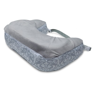 Boppy Best Latch™ Breastfeeding Pillow - Gray
