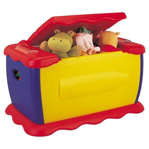 Crayola Giant Toy Box - image 1 of 1