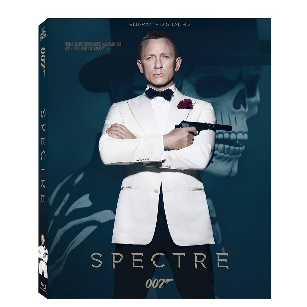 James Bond: Spectre (Blu-ray)