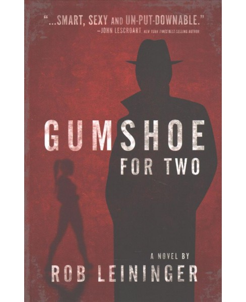 Gumshoe for Two -  (Mortimer Angel) by Rob Leininger (Paperback) - image 1 of 1