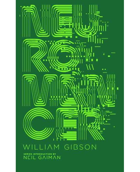 Neuromancer (Hardcover) (William Gibson) - image 1 of 1