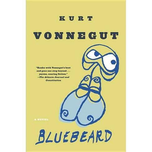 Bluebeard - (Delta Fiction)by  Kurt Vonnegut (Paperback) - image 1 of 1