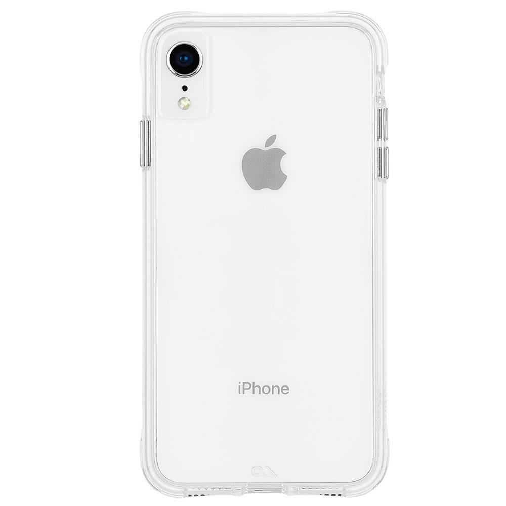 Case-Mate Apple iPhone XR Tough Case - Clear
