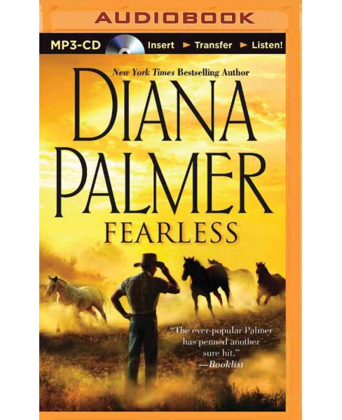 Fearless (Unabridged) (MP3-CD) (Diana Palmer) - image 1 of 1