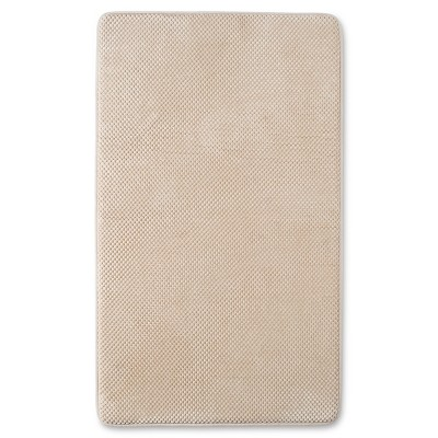 20  x 34  Bubble Memory Foam Bath Rug Bare Canvas - Threshold™