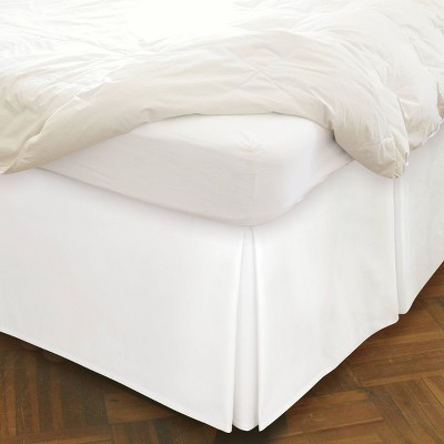 "Space Maker Underbed Storage Tailored Bedskirt 21"" Drop"