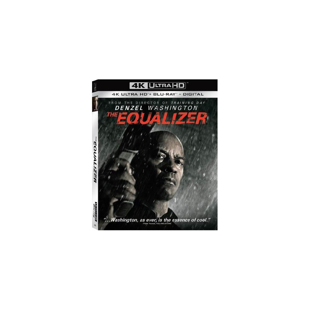 The Equalizer (2 Discs) (4K/Uhd)