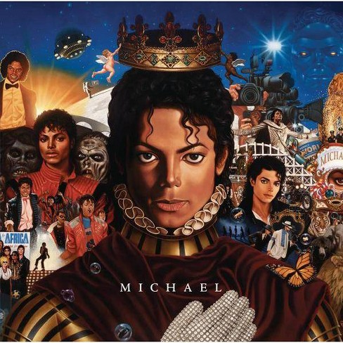 Michael Jackson - Michael (CD) - image 1 of 1