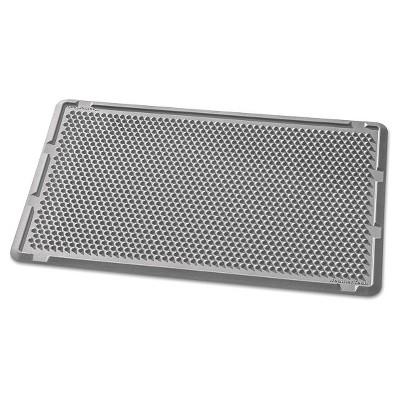 """Gray Solid Doormat - (2'x3'3"""") - WeatherTech"""