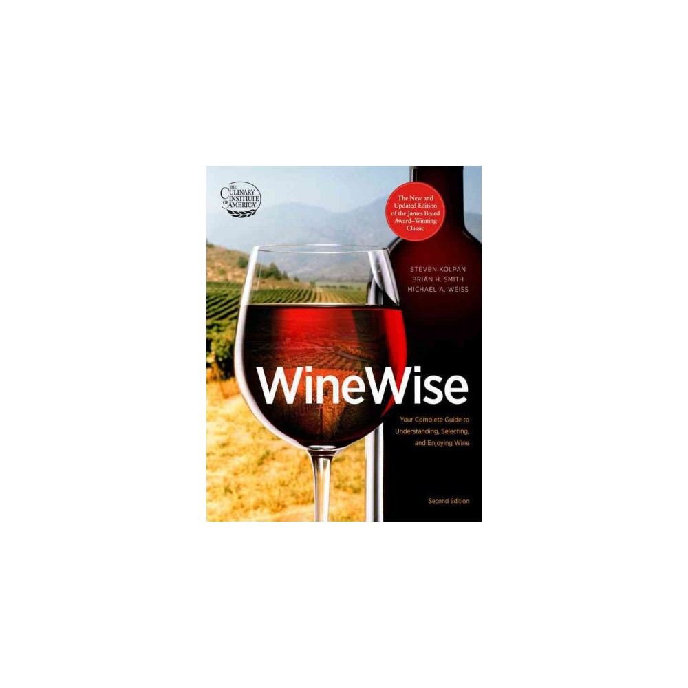 Winewise (Hardcover), Books