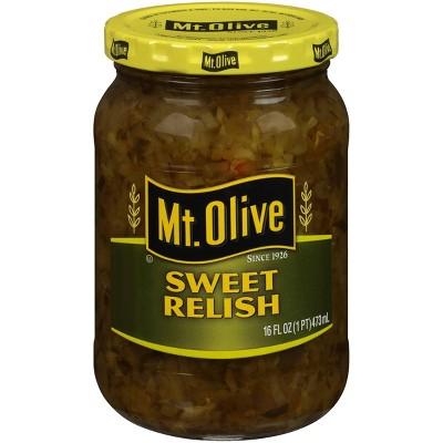 Mt. Olive Sweet Relish - 16oz