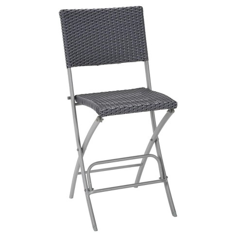 Delray 2pk High Top Folding Patio Bistro Stools - Cosco - image 1 of 7
