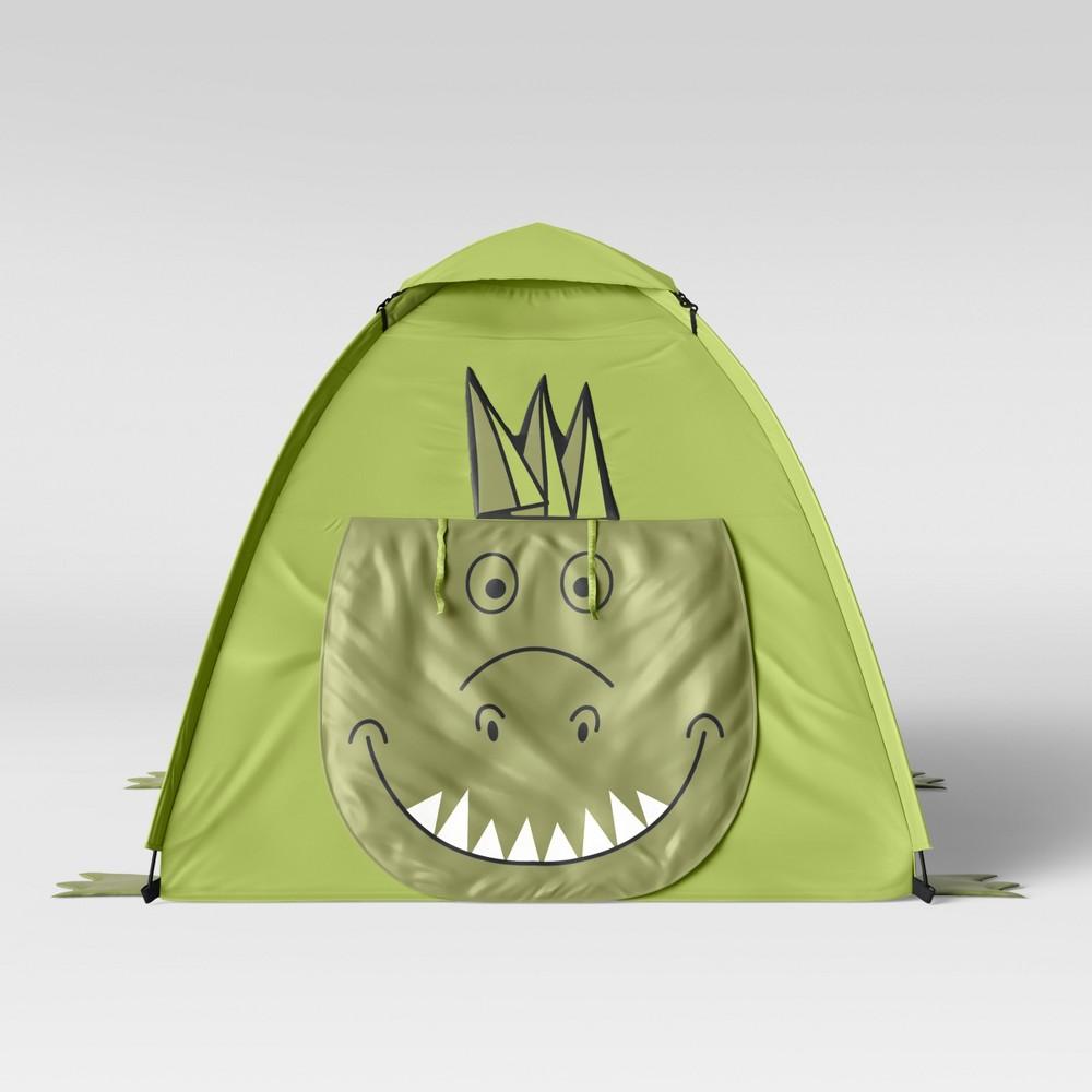Dragon Play Tent Green - Pillowfort