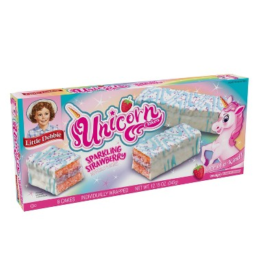 Little Debbie Unicorn Cakes - 8ct/12.15oz