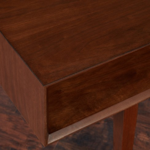 c94a5e72f4bf Janice Mid Century Cocktail Table Walnut - Angelo Home   Target