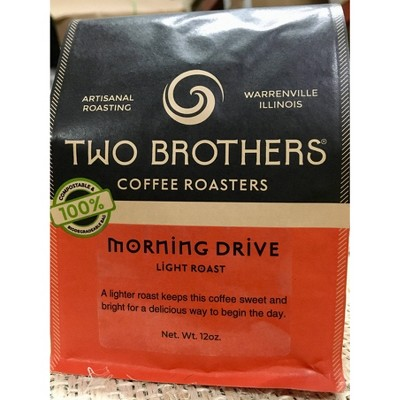 Two Brothers Morning Drive Light Roast - 12oz