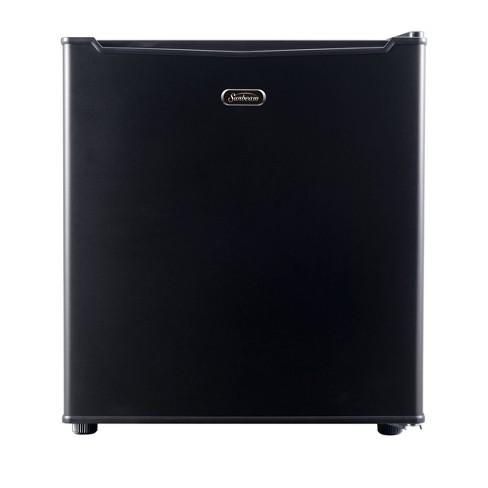 Sunbeam 1.7 cu ft Mini Refrigerator - Black REFSB17B - image 1 of 4