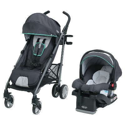 Graco® Breaze Click Connect Travel System - Basin