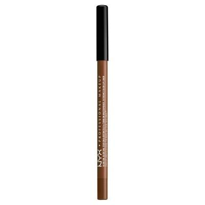 NYX Professional Makeup Slide On Lip Pencil Urban Café - 0.04oz