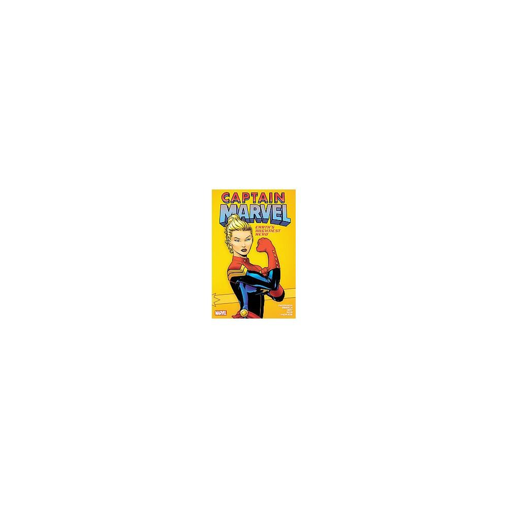 Captain Marvel 1 : Earth's Mightiest Hero (Paperback) (Kelly Sue Deconnick & Christopher Sebela)
