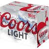 Coors Light Beer - 12pk/16 fl oz Cans - image 4 of 4