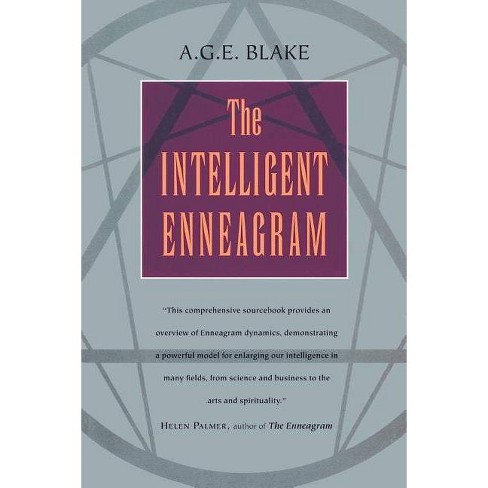 The Intelligent Enneagram - by  A G E Blake (Paperback) - image 1 of 1
