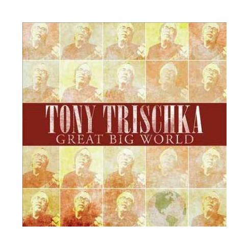 Tony Trischka - Great Big World (CD) - image 1 of 1
