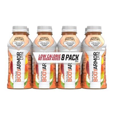 BODYARMOR Peach Mango LYTE Sports Drink - 8pk/12 fl oz Bottles