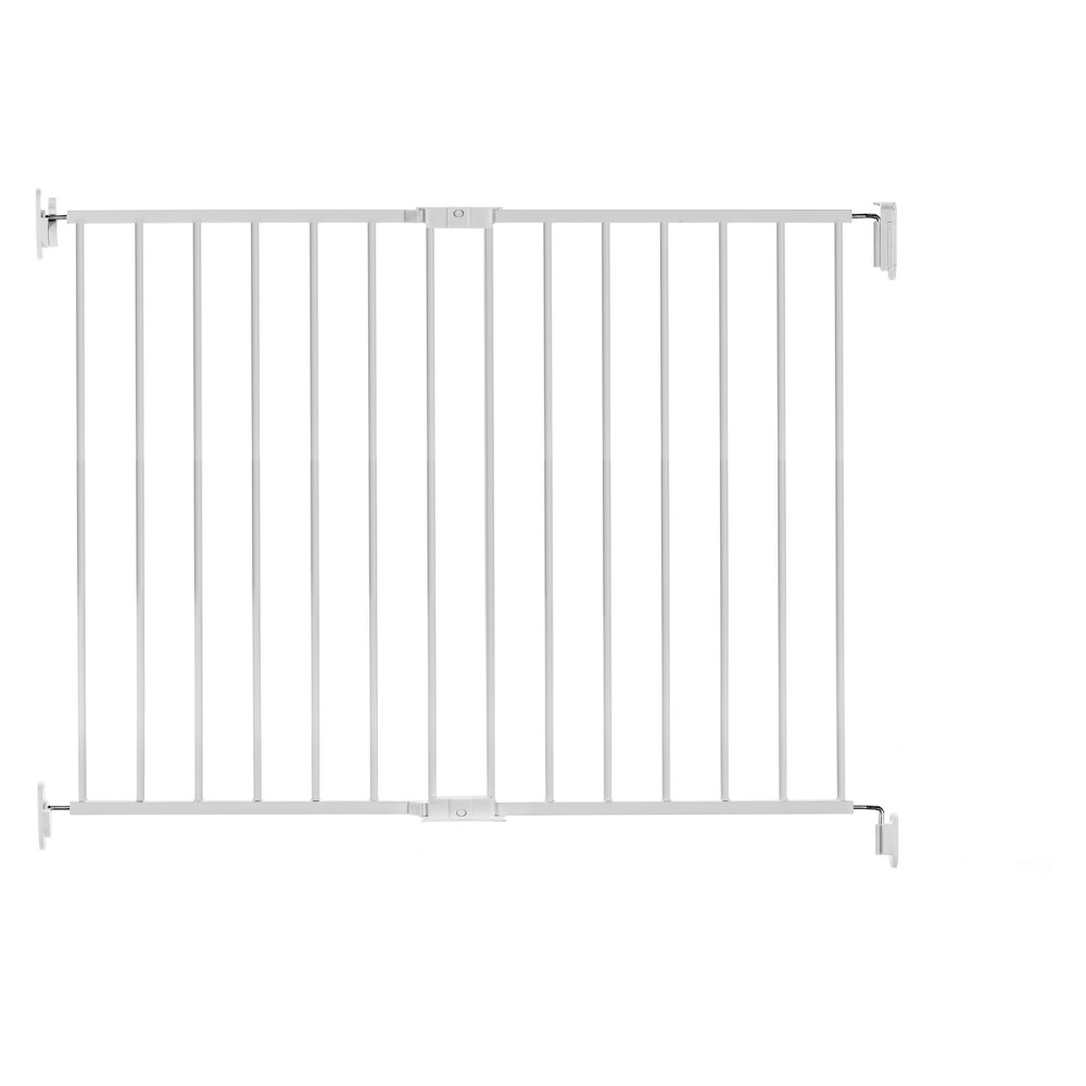 Regalo Top of Stair Safety Gate, White