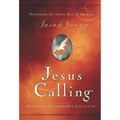 Jesus Calling: Enjoying Peace in His Presence (Hardcover) (Sarah Young)