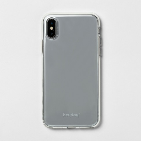 clear case iphone xs