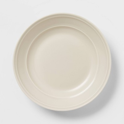 "8.3"" Porcelain Courtland Salad Plate White - Threshold™"