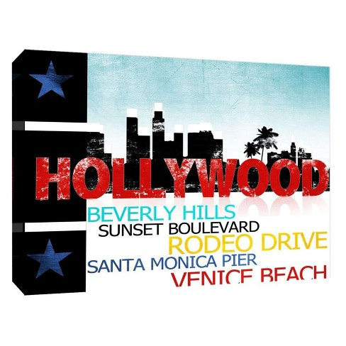 Best Of Hollywood Decorative Canvas Wall Art 11\