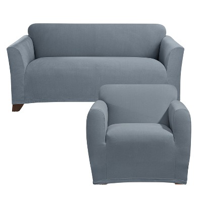 Stretch Morgan Slipcover Collection - Sure Fit