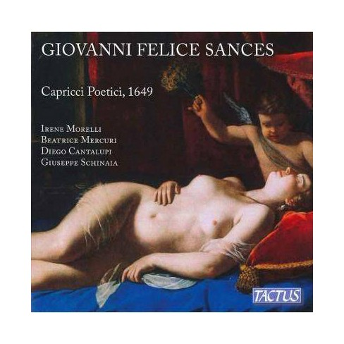 Various - Capricci Poetici (CD) - image 1 of 1
