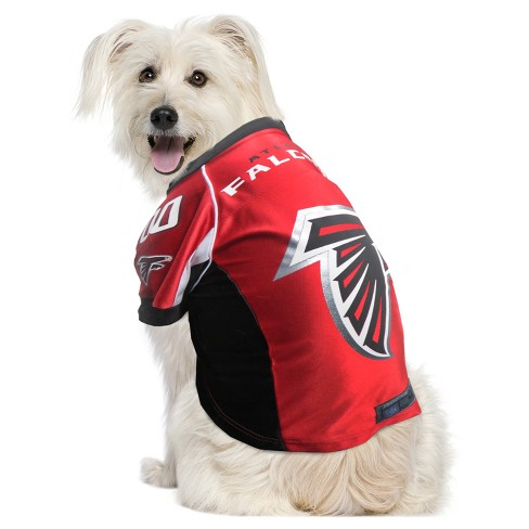 30ab9606ac5 Atlanta Falcons Little Earth Pet Premium Football Jersey - Red XS : Target