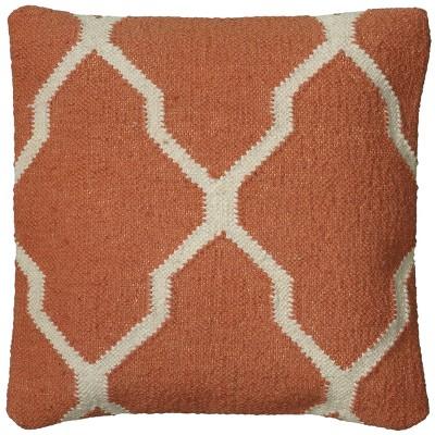 Moroccan Tile Motif Throw Pillow - Rizzy Home