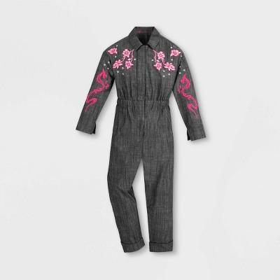 Girls' Disney Mulan Jumpsuit - Gray - Disney Store