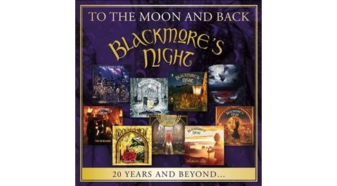 Blackmore's Night - To The Moon & Back:20 Years & Beyond (CD) - image 1 of 1