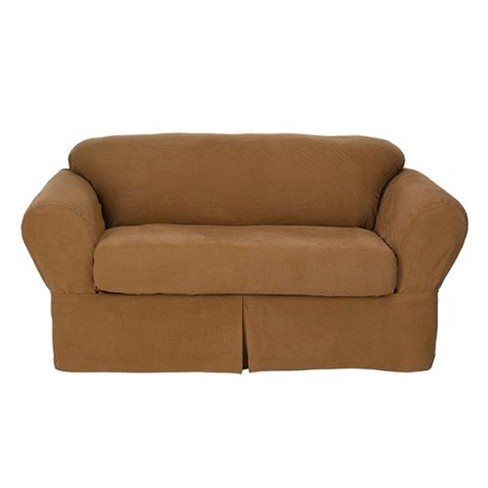Sofa Loveseat Slipcover (2 Piece) - image 1 of 1